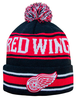 Шапка ATRIBUTIKA & CLUB NHL Red Wings 59021
