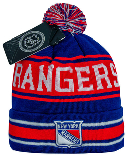 Шапка ATRIBUTIKA & CLUB NHL New York Rangers 59027