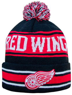 Шапка ATRIBUTIKA & CLUB NHL Red Wings 59019