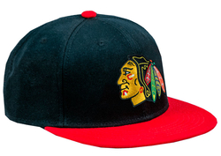 Бейсболка ATRIBUTIKA & CLUB NHL Chicago Blackhawks 29047