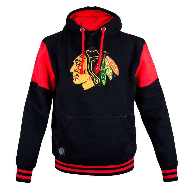 Толстовка ATRIBUTIKA & CLUB NHL Chicago Blackhawks 35030