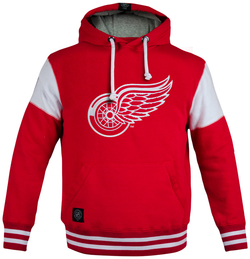 Толстовка ATRIBUTIKA & CLUB NHL Detroit Red Wings 35050