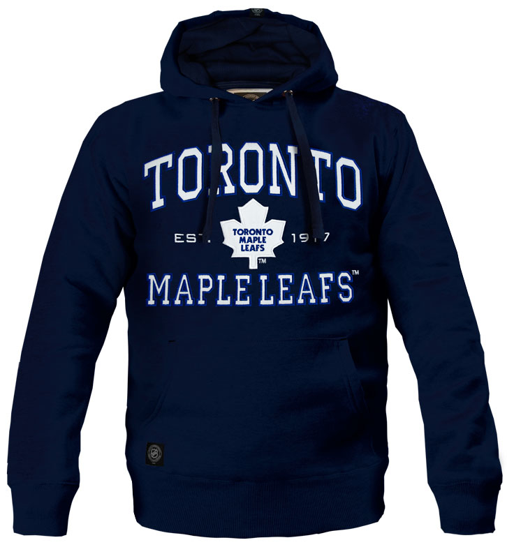 Толстовка ATRIBUTIKA & CLUB NHL Toronto Maple Leafs 35300