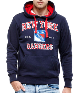 Толстовка ATRIBUTIKA & CLUB NHL New York Rangers 35410