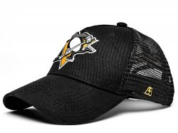 Бейсболка ATRIBUTIKA & CLUB NHL Pittsburgh Pinguins 28116