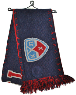 Шарф REEBOK Team Knit Scarf KHL