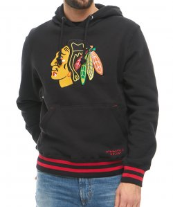 Толстовка ATRIBUTIKA & CLUB NHL Chicago Blackhawks 366250