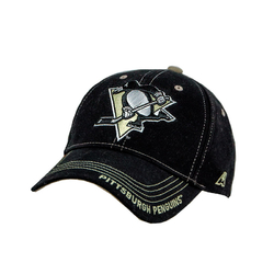 Бейсболка ATRIBUTIKA & CLUB NHL Pittsburgh Pinguins 29011