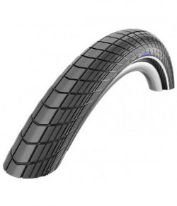 Покрышка SCHWALBE Big Apple HS430 28x2,35 (60-622)