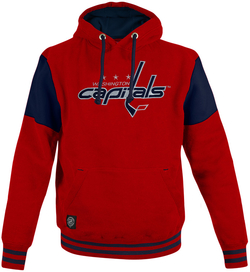 Толстовка ATRIBUTIKA & CLUB NHL Washington Capitals 35040