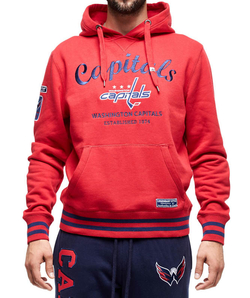 Толстовка ATRIBUTIKA & CLUB NHL Washington Capitals 35450