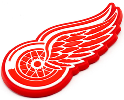 Магнит ATRIBUTIKA & CLUB NHL Detroit Red Wings 56002