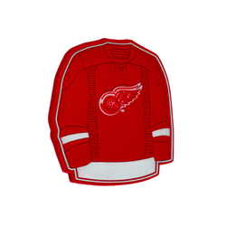 Магнит ATRIBUTIKA & CLUB NHL Detroit Red Wings 56009