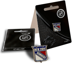 Значок ATRIBUTIKA & CLUB NHL New York Rangers 61004