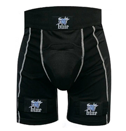 Бандаж хоккейный BLUESPORT Jock Short JR подростковый