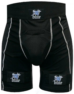 Бандаж хоккейный BLUESPORT Jock Short SR взрослый