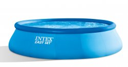 Бассейн INTEX Easy Set 26166 + насос