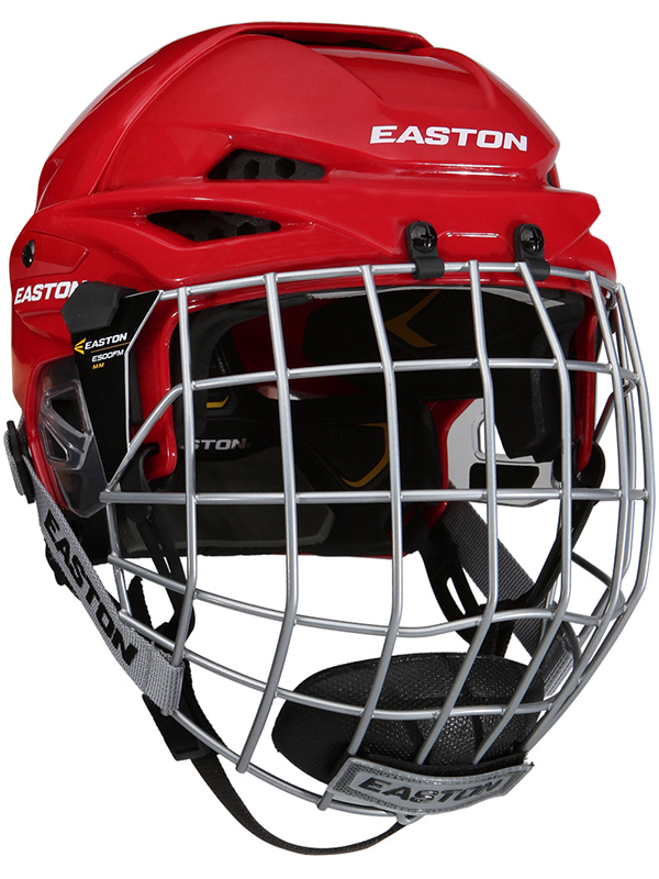 Шлем хоккейный+маска EASTON E400 SR мужской