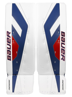 "Щитки вратарские BAUER Supreme One.9 35+2"" Sr"