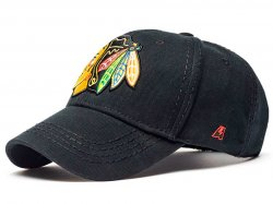 Бейсболка ATRIBUTIKA & CLUB NHL Chicago Blackhawks 29091