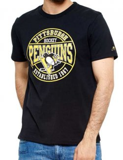 Футболка ATRIBUTIKA & CLUB NHL Pittsburgh Penguins 29700