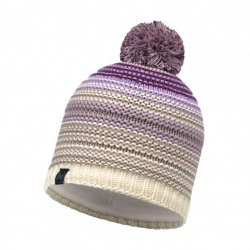 Шапка BUFF KNITTED&POLAR HAT NEPER VIOLET