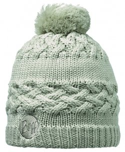 Шапка BUFF KNITTED&POLAR HAT BUFF SAVVA CREAM