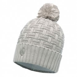 Шапка BUFF KNITTED&POLAR HAT AIRON MINEN MINERAL GREY