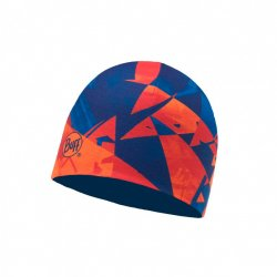 Шапка BUFF Microfiber Reversible Hat Rush Multi-Blue Skydiver