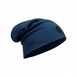 Шапка BUFF Heavy Merina Wool Loose Hat Buff Solid Denim