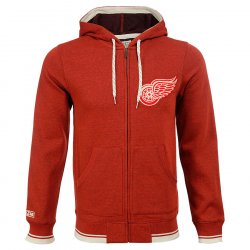 Толстовка CCM Full Zip Hood Detroit