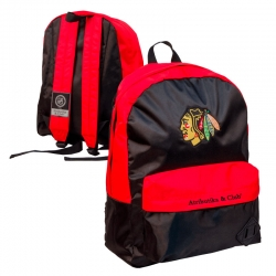 Рюкзак спортивный ATRIBUTIKA & CLUB NHL Chicago Blackhawks 58040